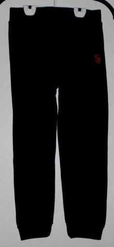 SEAN JOHN SWEAT PANTS BOY 7  COLOR   BLACK                                       #SeanJohn #AthleticSweatPants #Everyday