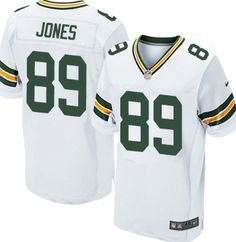 ... real green bay packers 89 james jones white elite jersey eagles  fletcher cox 91 jersey nike 088dc5eaf