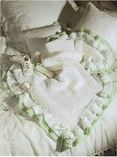 Best Of Terry Kimbrough Baby Afghans - Crochet Patterns