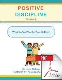 Positive Discipline Workbook E-Book Download