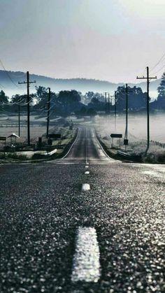 Жизнь-это дорога. Иди вперёд и добивайся своего...