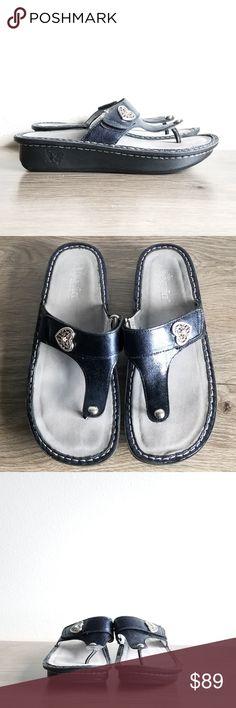 03f36a1aec69 Like New Alegria Sandals Size 42 Like New Alegria Sandals Size 42