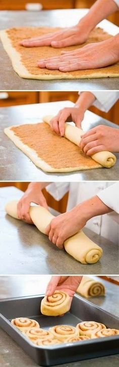 Homemade Cinnamon Rolls - Artisan Cook