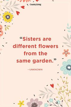 """20 Sweet Quotes That Describe the Bond Between Sisters \""""In the cookies of life, sisters are the chocolate chips.\"""" 20 Sweet Quotes That Describe the Bond Between Sisters In the cookies of life, sisters are the chocolate chips. Little Sister Quotes, Niece Quotes, Daughter Love Quotes, Son Quotes, Love Quotes For Her, Sweet Quotes, Sister Poems, Sister Quotes Funny, Daughter Poems"""