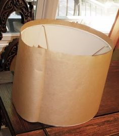 New diy lamp shade cover spaces Ideas Diy Gifts For Men, Diy Gifts For Boyfriend, Diy Kitchen Accessories, Kitchen Sink Diy, Lampshade Redo, Diy Candles Scented, Diy Christmas Garland, Wood Bookshelves, Lamp Makeover