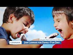 Lennar Family Fun Day on March 14! #home #lennar