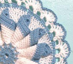crochet hotpads pattern   CROCHETED POTHOLDER PATTERN   Crochet and Knitting Patterns