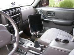 Mounting an iPad in the XJ - NAXJA Forums -::- North American XJ Association