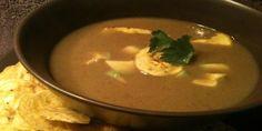 sopa criolla de puerco y platano