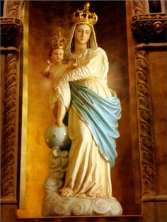 Our Lady of victory opn!