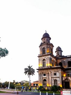 Antigua Catedral Metropolitana de Santiago Apóstol de #Managua #Nicaragua #fotografía de #delpilarsanchez