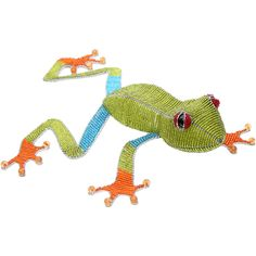 Fathers Day Gift Idea - Beaded Beadworx Tree Frog Super| Grass Roots Creations