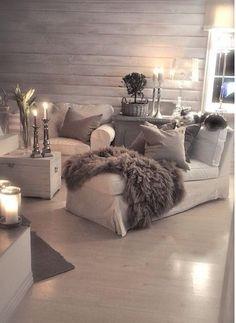 Lounge room heaven. Warm. Inviting. Texture. Interior design beauty