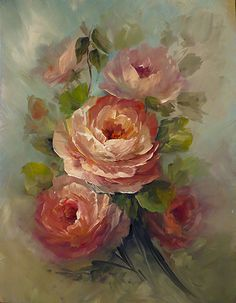 Browse through images in Jansen Art Gallery& Beautiful Roses collection. Roses painted in different situation. The queen of all flowers, the rose have been popular in decoration for over years. We hope to continue that trend! Images Victoriennes, Rose Art, Beautiful Roses, Beautiful Paintings, Painting Inspiration, Flower Art, Painting & Drawing, Fine Art America, Canvas Art