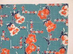 1930's fabric