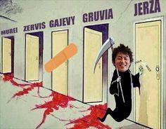 Hiro mashima destroying ships, murei, gajevy, Gruvia, zervis. Don't touch jerza I'm already hurt enough