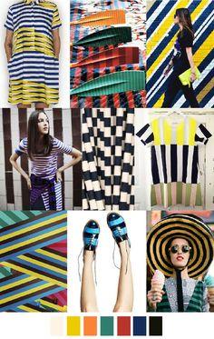 Stripes & Prints