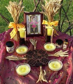 Lammas-Lughnasadh Ritual Kit