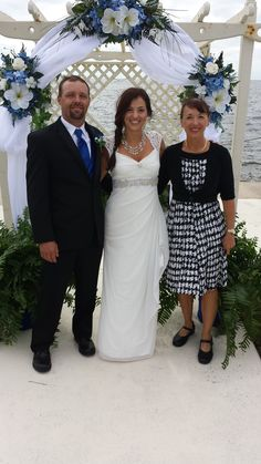 hernando beach wedding tampa bay wedding officiate non denominational wedding on easter sunday