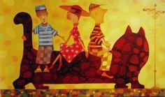 ilustración de Arunas Urniezis