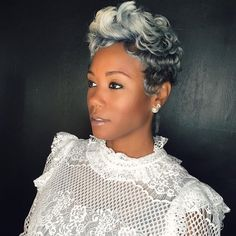 This color and cut is everything ✂️ by #arlingtonhairstylist @khimandi ❤️ @voiceofhair #voiceofhair voiceofhair.com