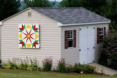 ADD A TOUCH OF WHIMSY TO YOUR YARD AND HOME!  MAKE YOUR OWN BARN QUILT