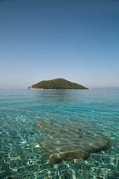 Milia Beach - Skopelos, Greece © Ronya Galka
