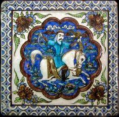 persian-glazed-azulejos-tile