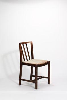 """Designer des von der Regierung berufenen Council of Industrial Design, Stuhl aus der """"Costwold-Wohnzimmerserie"""" (1942)"""