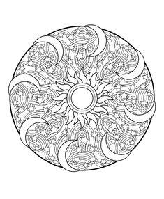 Mandala Coloring Pages for Teens. 20 Mandala Coloring Pages for Teens. Coloring Pages Free Printable Mandala Coloring Easter for Mandalas Painting, Mandalas Drawing, Mandala Coloring Pages, Dog Coloring Page, Animal Coloring Pages, Coloring Book Pages, Coloring Sheets, Circle Mandala, Moon Mandala