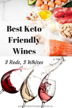 Being keto doesnt mean you have to stop being a wine lover. Here are some of the best keto friendly wines and wine companies. Recipes you must try Wine Recipes, Keto Recipes, Keto Foods, Soap Recipes, Shrimp Recipes, Keto Wine, Baked Goat Cheese, Pinwheel Recipes, Gourmet