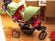 Jane Powertwin Double Buggy For Sale in Dublin : - DoneDeal.