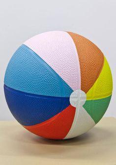 For beach basketball.