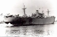 Benjamin Smith (American Steam merchant) - The Liberty ship was torpedoed and sunk in the Atlantic Ocean 50 nautical miles (93 km) off Cape Palmas, Liberia (4°05′N 7°50′W) by U-175 ( Kriegsmarine). All 66 crew survived.