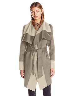 Diane von Furstenberg Womens Mackenzie Taupe Oatmeal M -- Check out this great product.