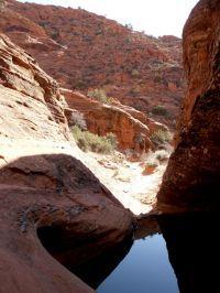 Three Ponds Trail. Snow Canyon, Utah