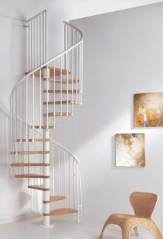 Space saver staircase  Oak1 |  Hallgate Timber