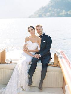 Wedding Tux, Boat Wedding, Yacht Wedding, Lake Como Wedding, Italy Wedding, Wedding Shoot, Destination Wedding, Wedding Photography Poses, Wedding Portraits