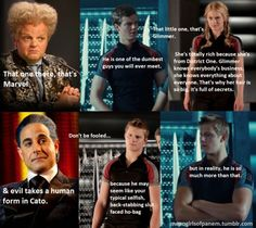 "Hunger Games DEFINITELY WORTH READING and well ""Mean Girls"" is a classic worth watching and here's them combined! Good for a laugh"