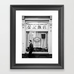 Buy City Walk Framed Art Print by poetic-city. Worldwide shipping available at Society6.com. Just one of millions of high quality products available.