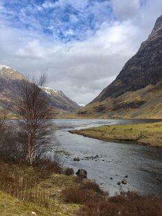 Ballachulish and Glencoe, Scotland