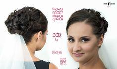 Pachetul COAFAT MIREASA by ANCA #044 Salons, Studio, Hair, Lounges, Study, California Hair