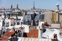 Paris Rooftops by Péan-Clergue Photographie - Photo 126569829 - 500px