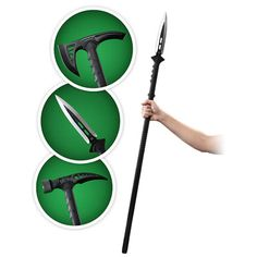 M48 Tactical Survival Series Spear, Hammer and Axe