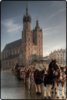 #Krakow/ Poland
