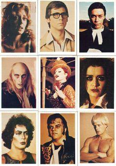 Rocky Horror cast