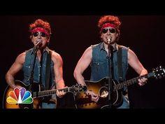 """Bruce Springsteen & Jimmy Fallon: """"Gov. Christie Traffic Jam"""""""