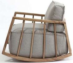 Cozy Maternal Rockers : Mama Rocking Chair