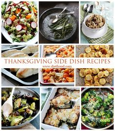 Thanksgiving Side Dish Recipes from www.diethood.com