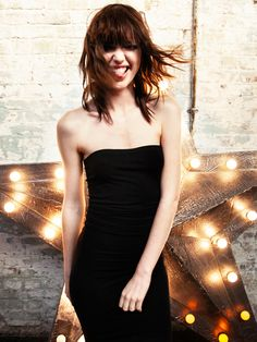You rock, girl! Our black Grace Dress. Dress Out, Tube Dress, Velvet Material, Wolford, Spotlight, Strapless Dress, Rock, Lady, Womens Fashion